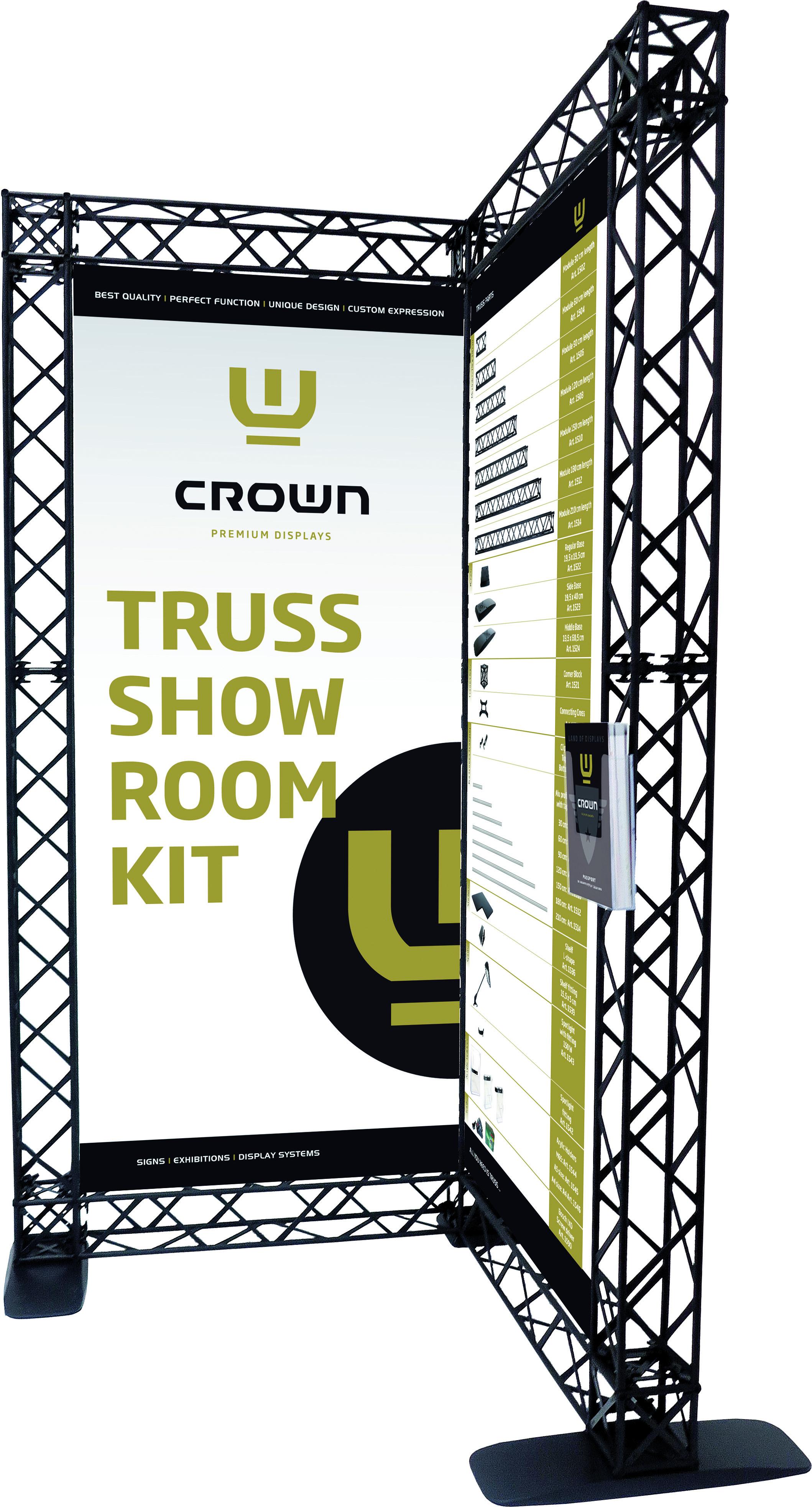 Showroom Kit Trellis B&B Systems